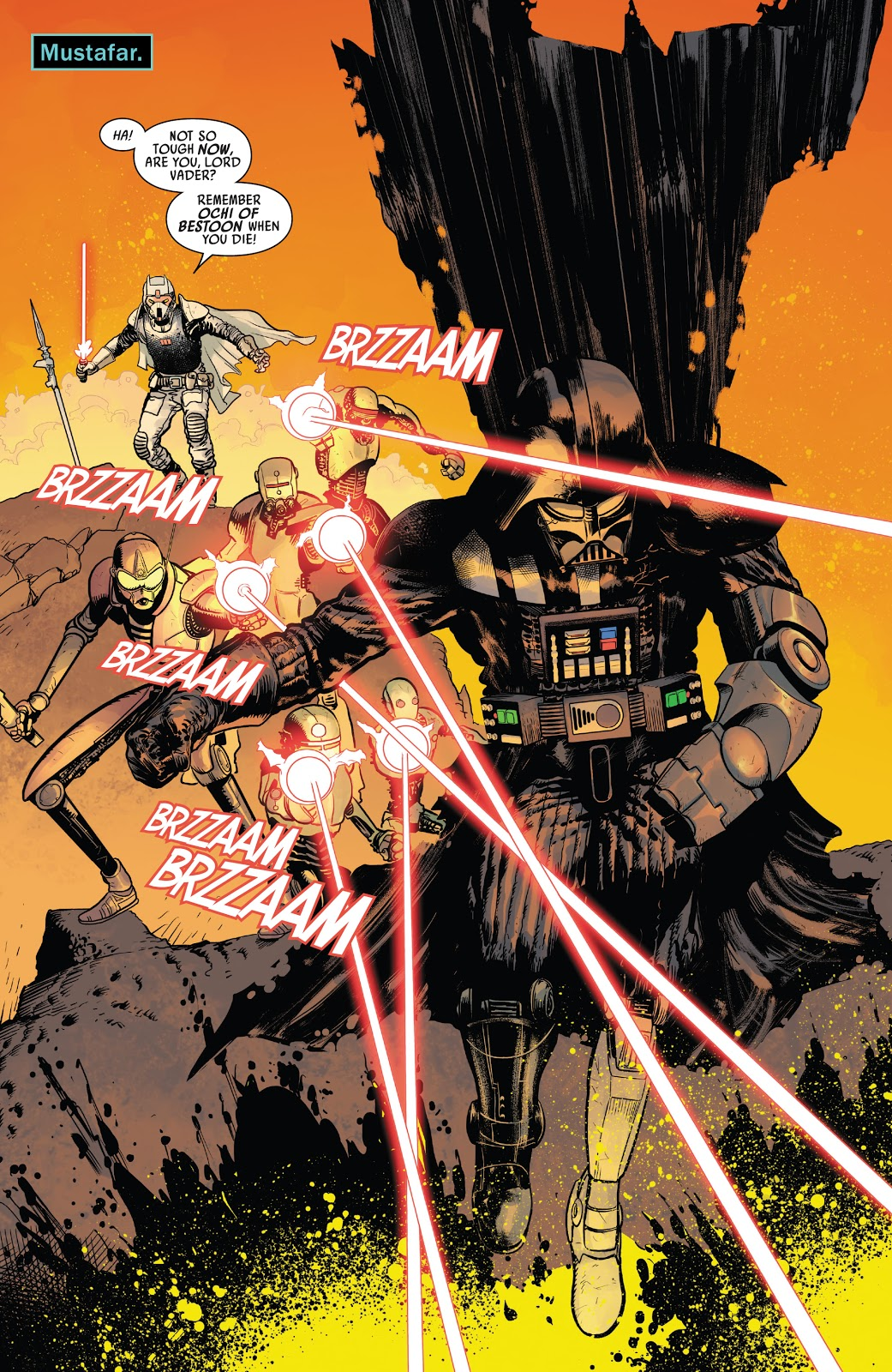 Star Wars: Darth Vader Vol. 1 #9