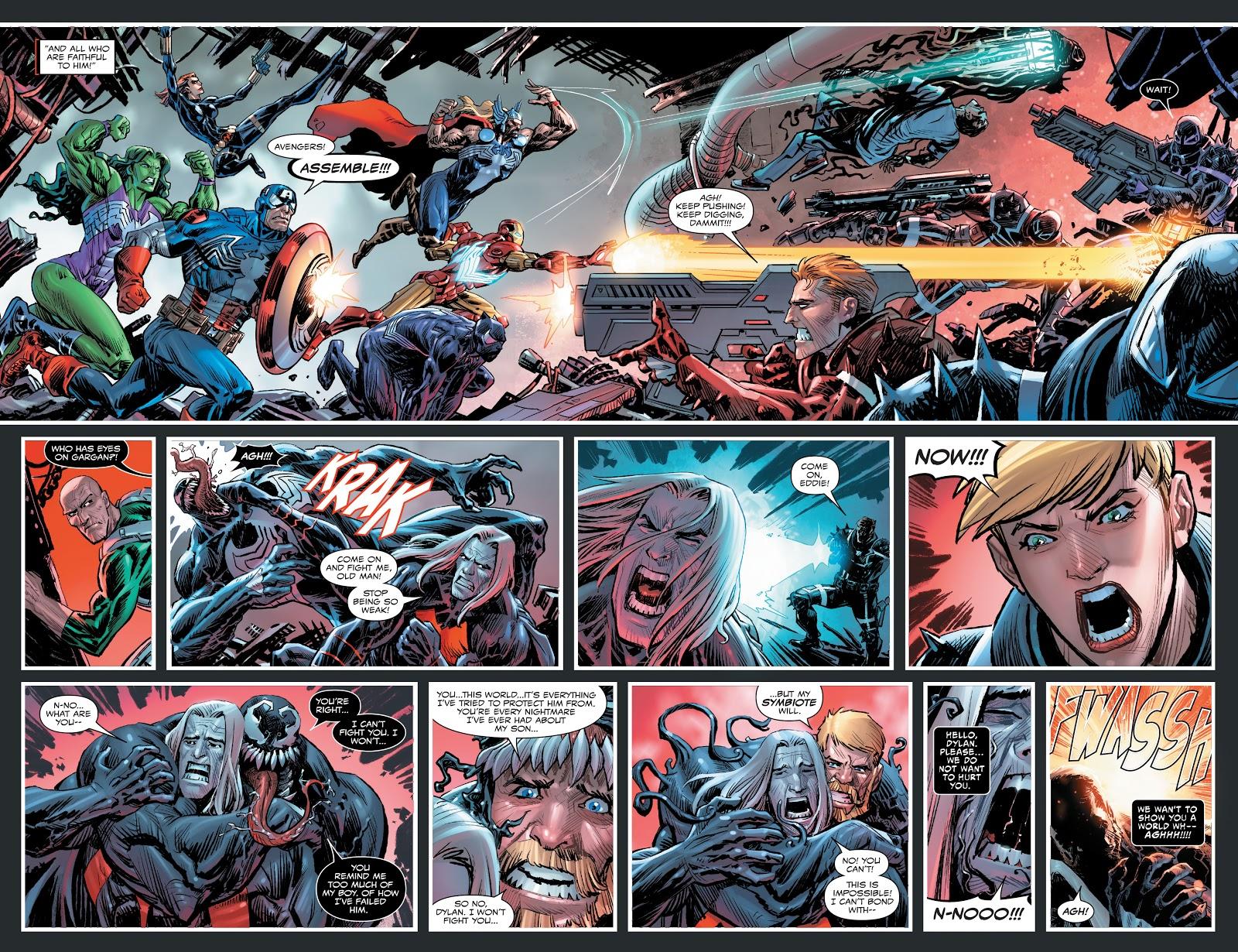Venom VS Codex