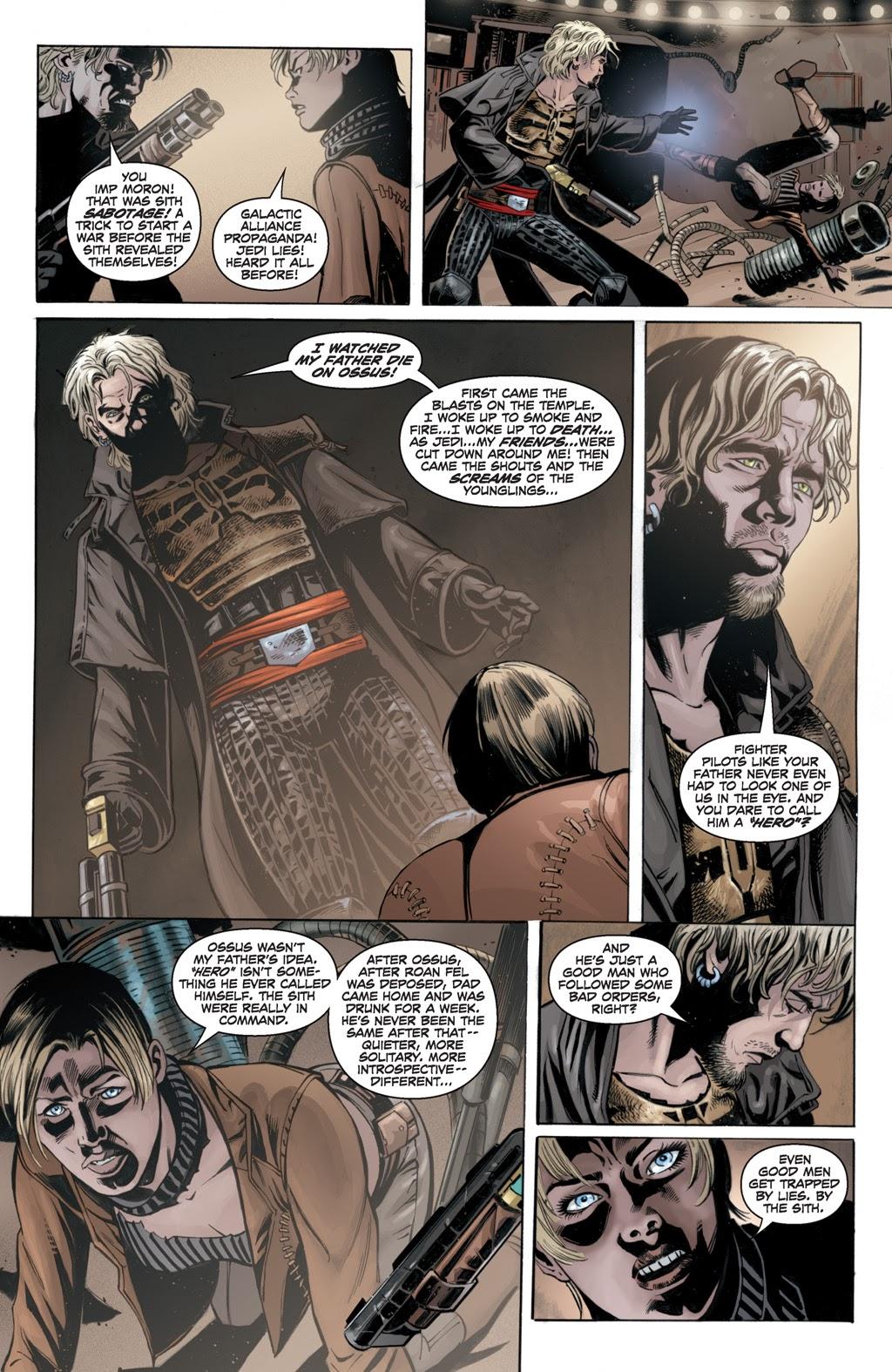 Cade Skywalker Finds The Lars Homestead