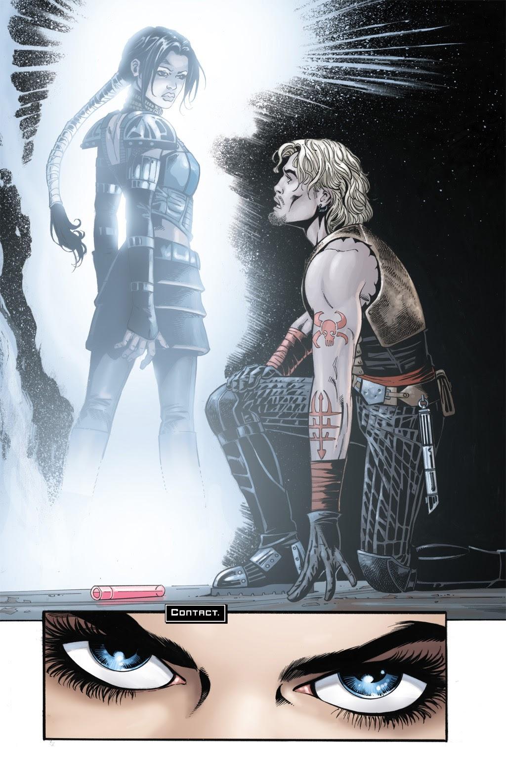 Celeste Morne (Star Wars: Legacy #28)