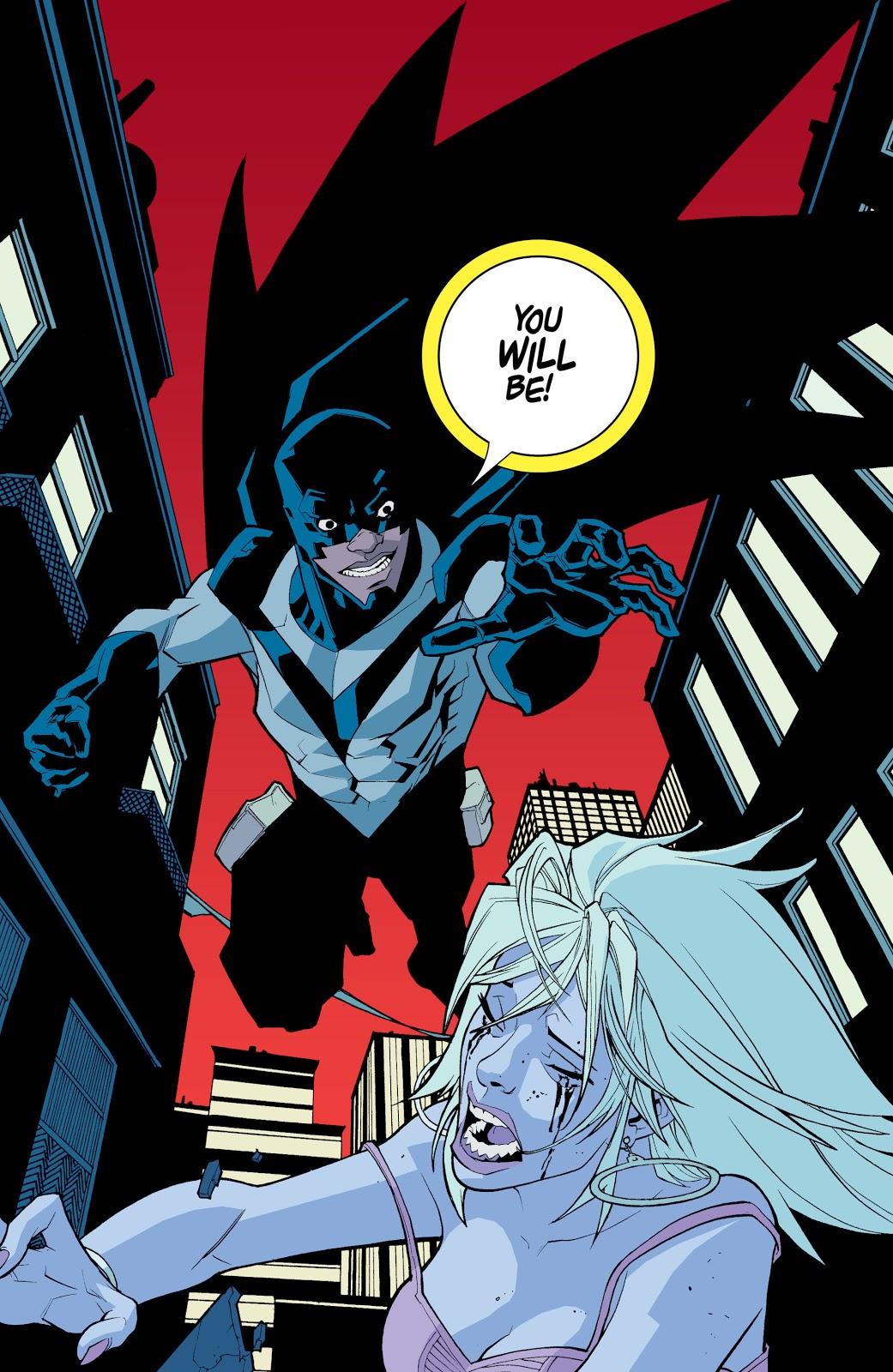 Darkwing (Invincible #21)