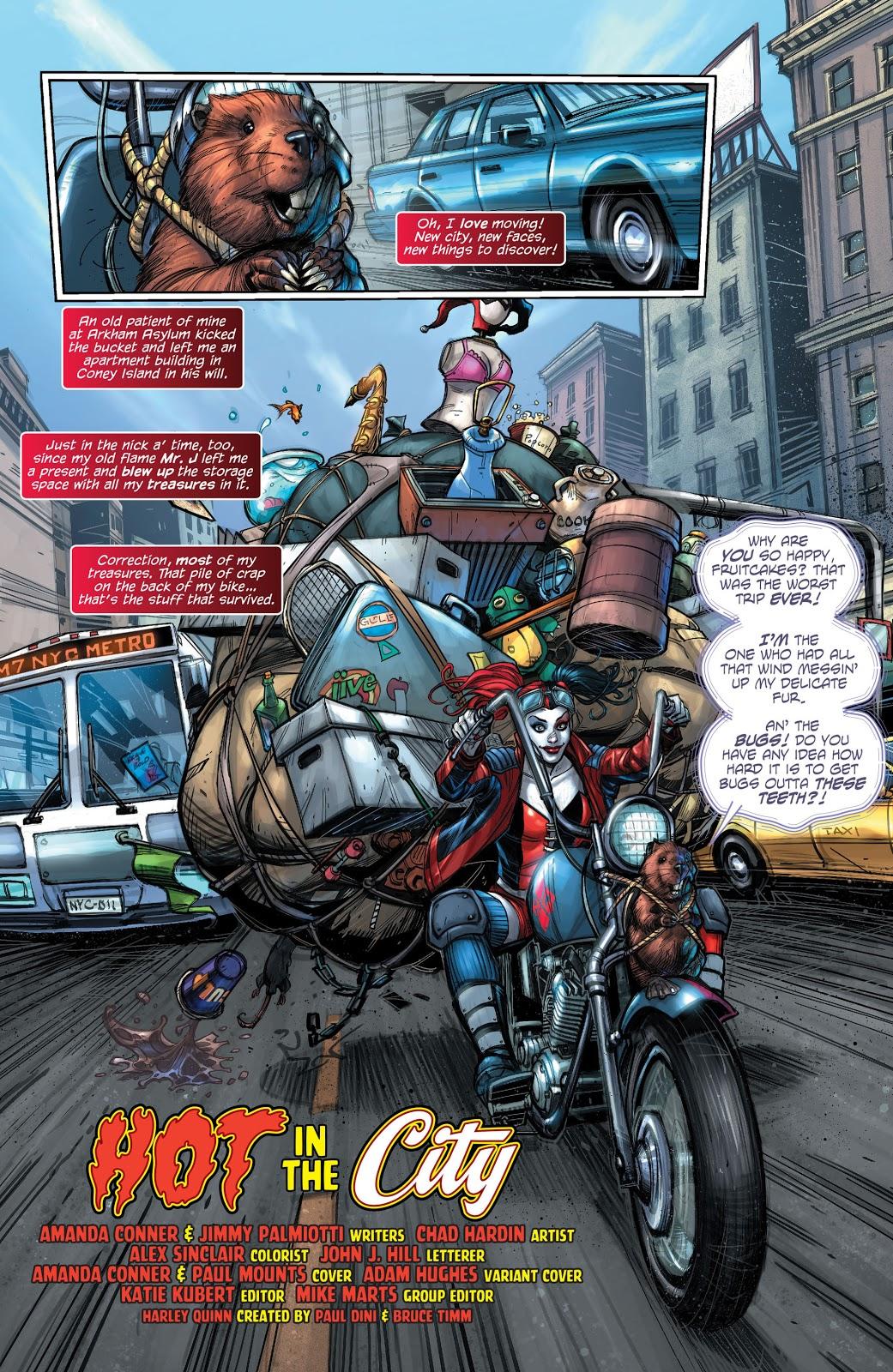 Harley Quinn Vol. 2 #1