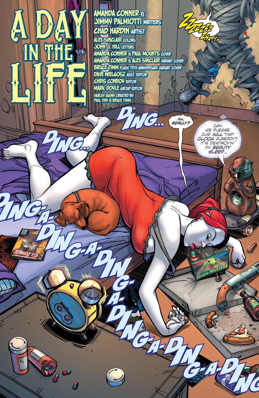 Harley Quinn Vol. 2 #14