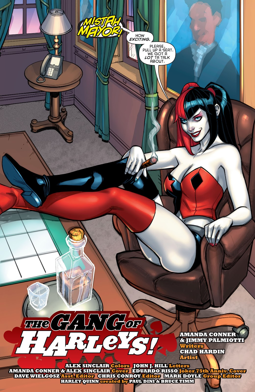 Harley Quinn Vol. 2 #17