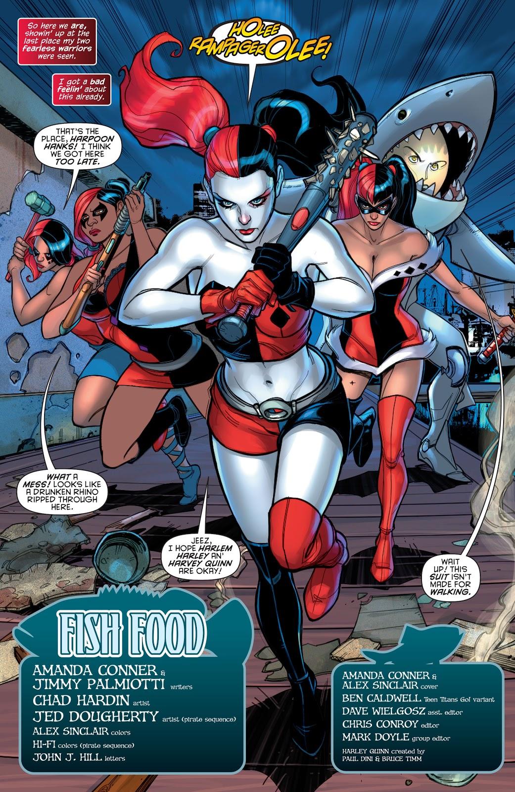Harley Quinn Vol. 2 #18