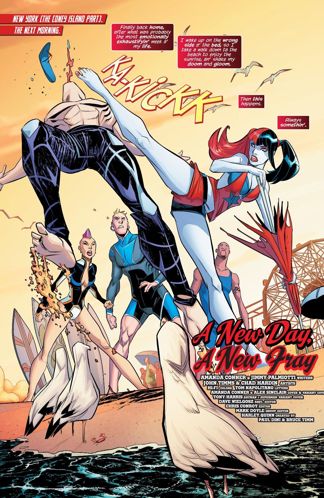 Harley Quinn Vol. 2 #26