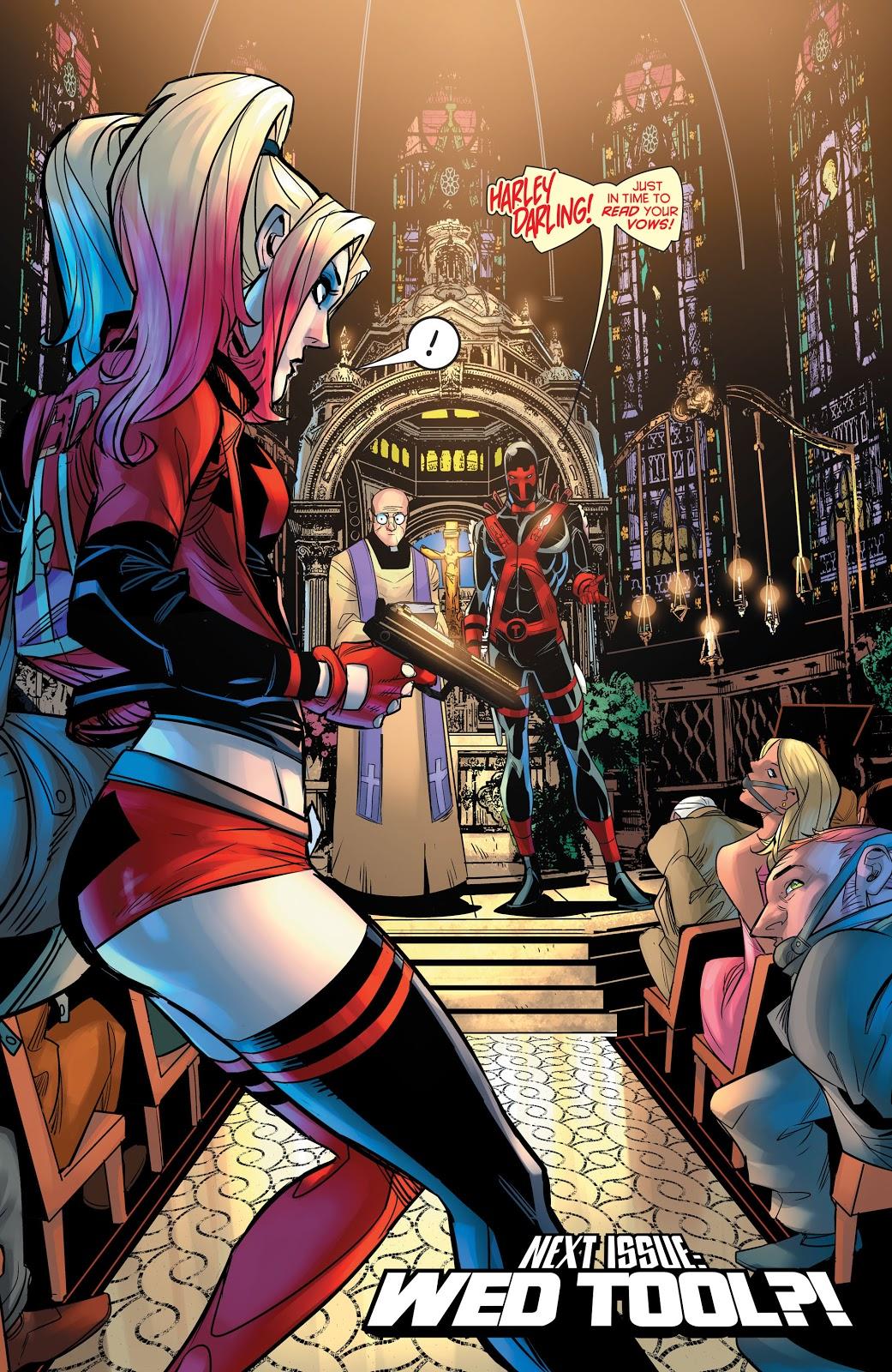 Harley Quinn Vol. 2 #27