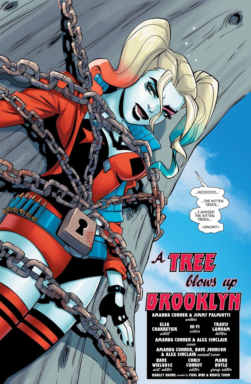 Harley Quinn Vol. 2 #30