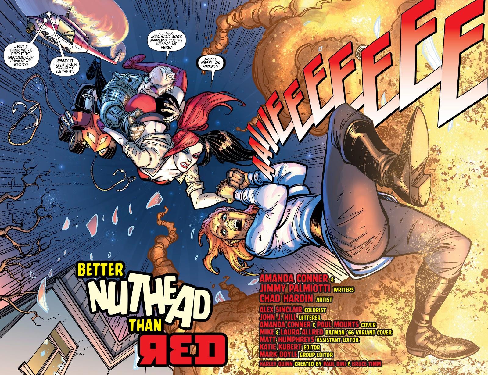 Harley Quinn Vol. 2 #6