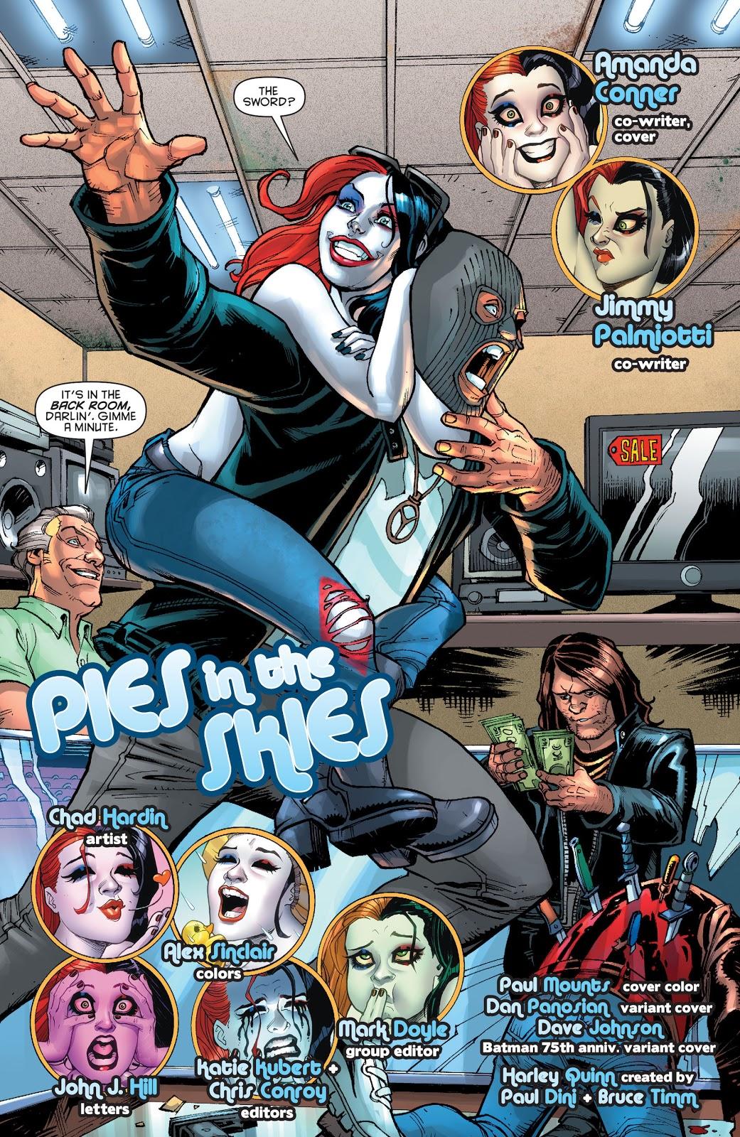 Harley Quinn Vol. 2 #8