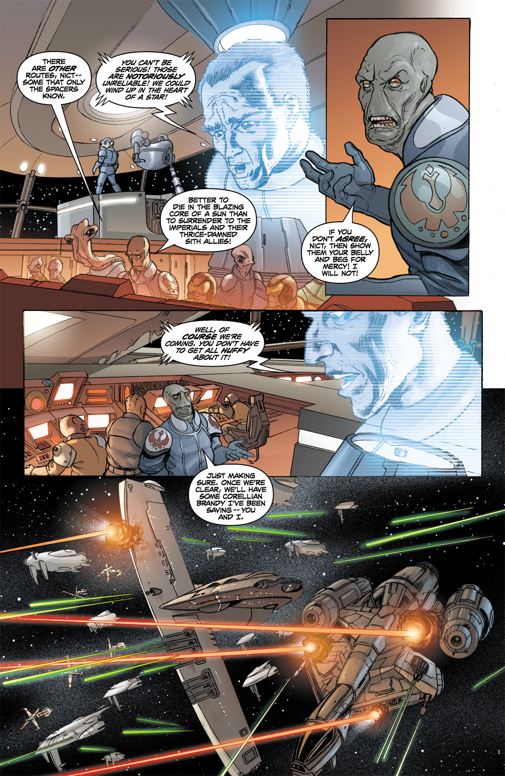 How Gar Stazi Became The Leader Of The Galactic Alliance