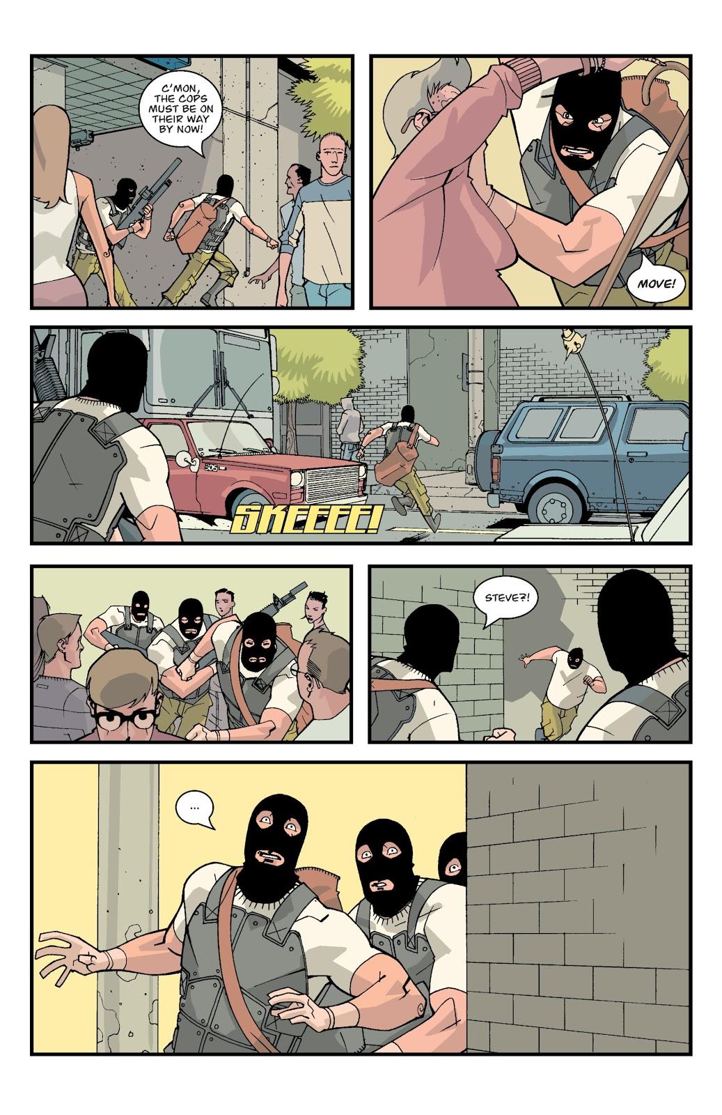 How Mark Grayson Chose The Super Hero Name Invincible