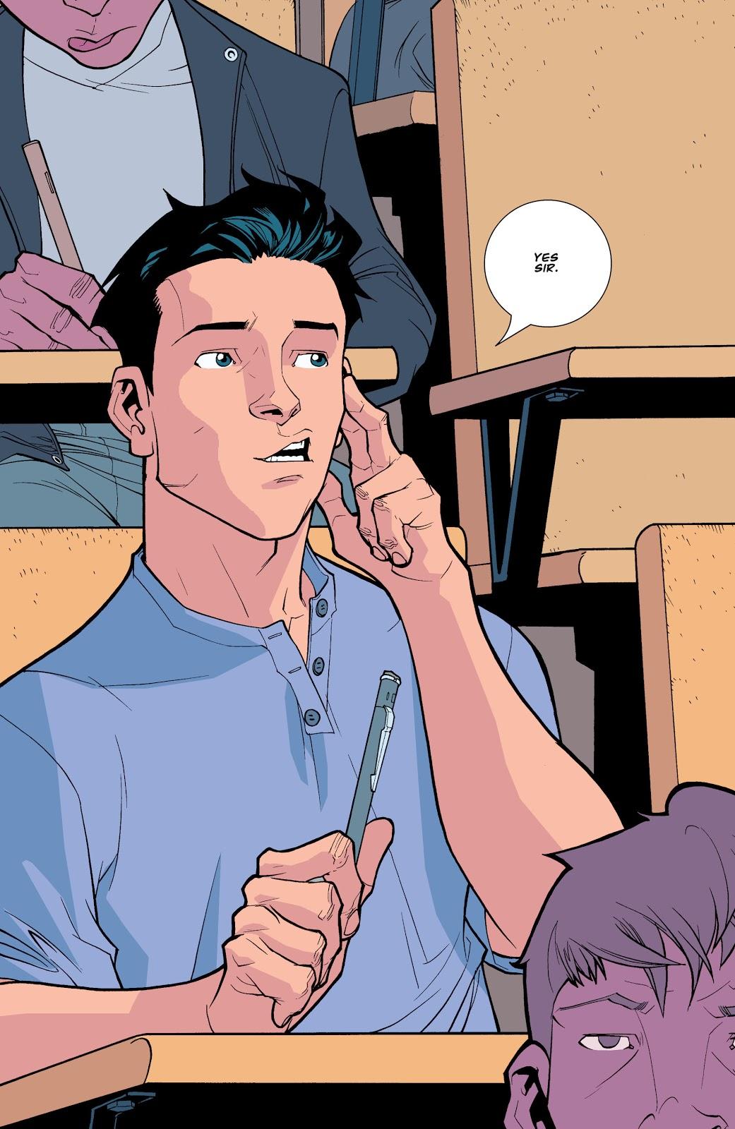 Mark Grayson (Invincible #21)