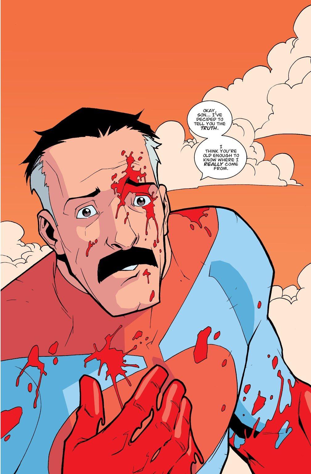 Omni-Man (Invincible #11)