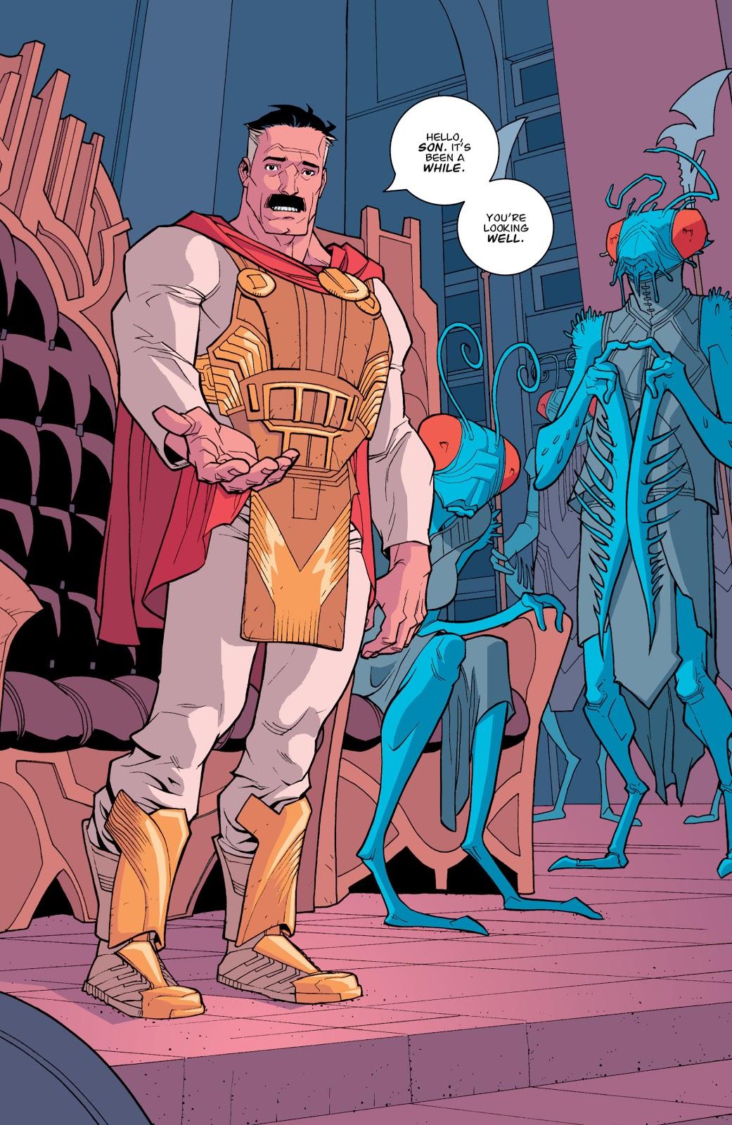 Omni-Man (Invincible #26)