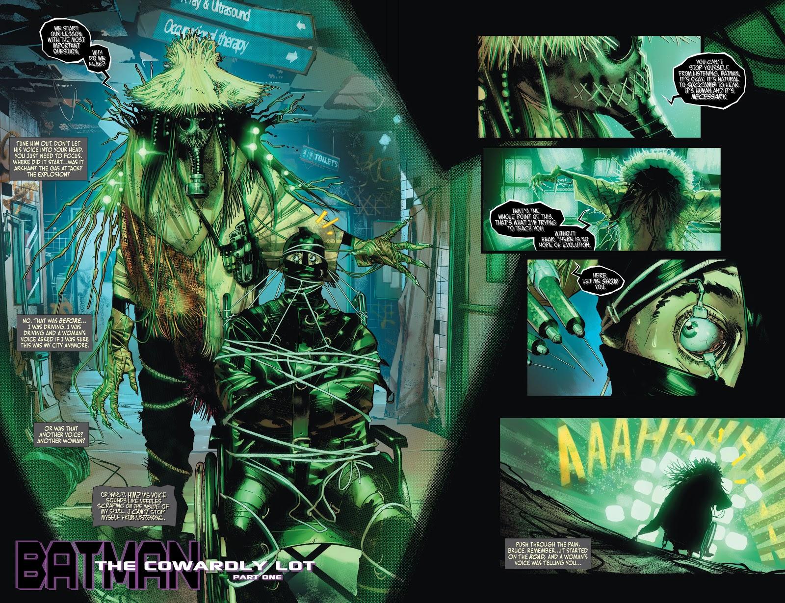 Scarecrow (Batman Vol. 3 #106)