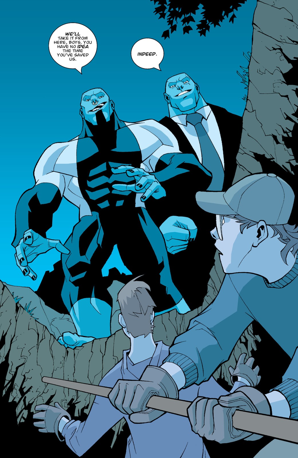 The Mauler Twins (Invincible #8)