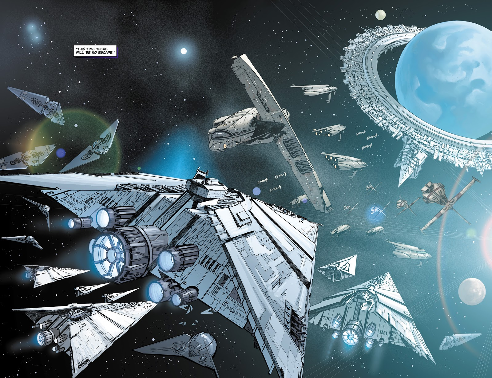 The Relentless (Star Wars Legacy #20)