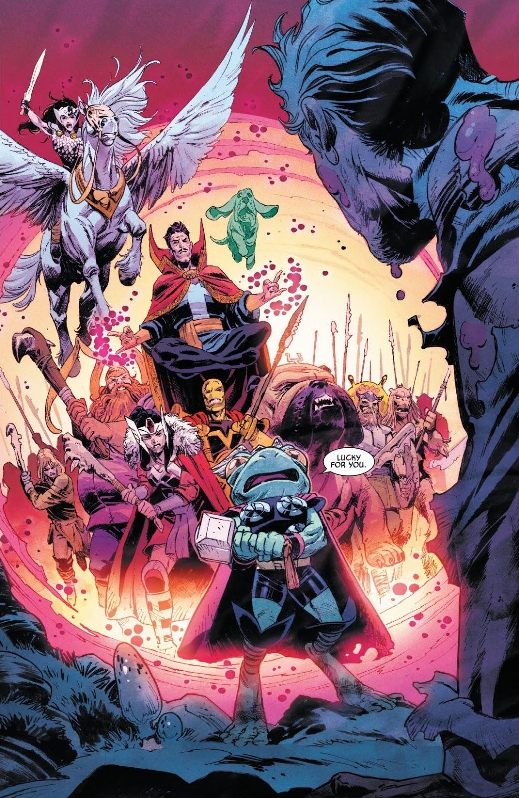 Throg (Thor Vol. 6 #13)