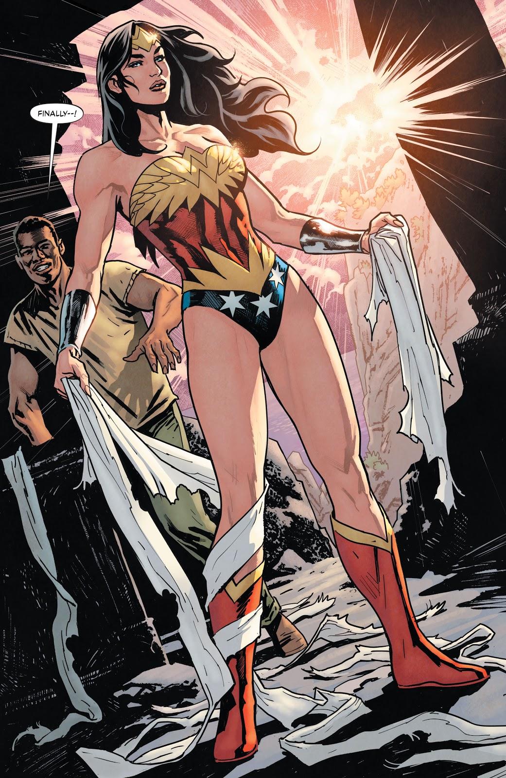 Wonder Woman – Earth 1 Vol. 3