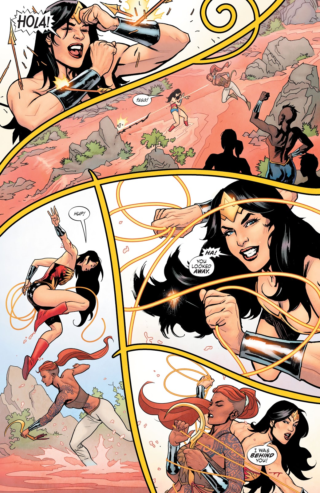 Wonder Woman VS Artemis (Earth One)