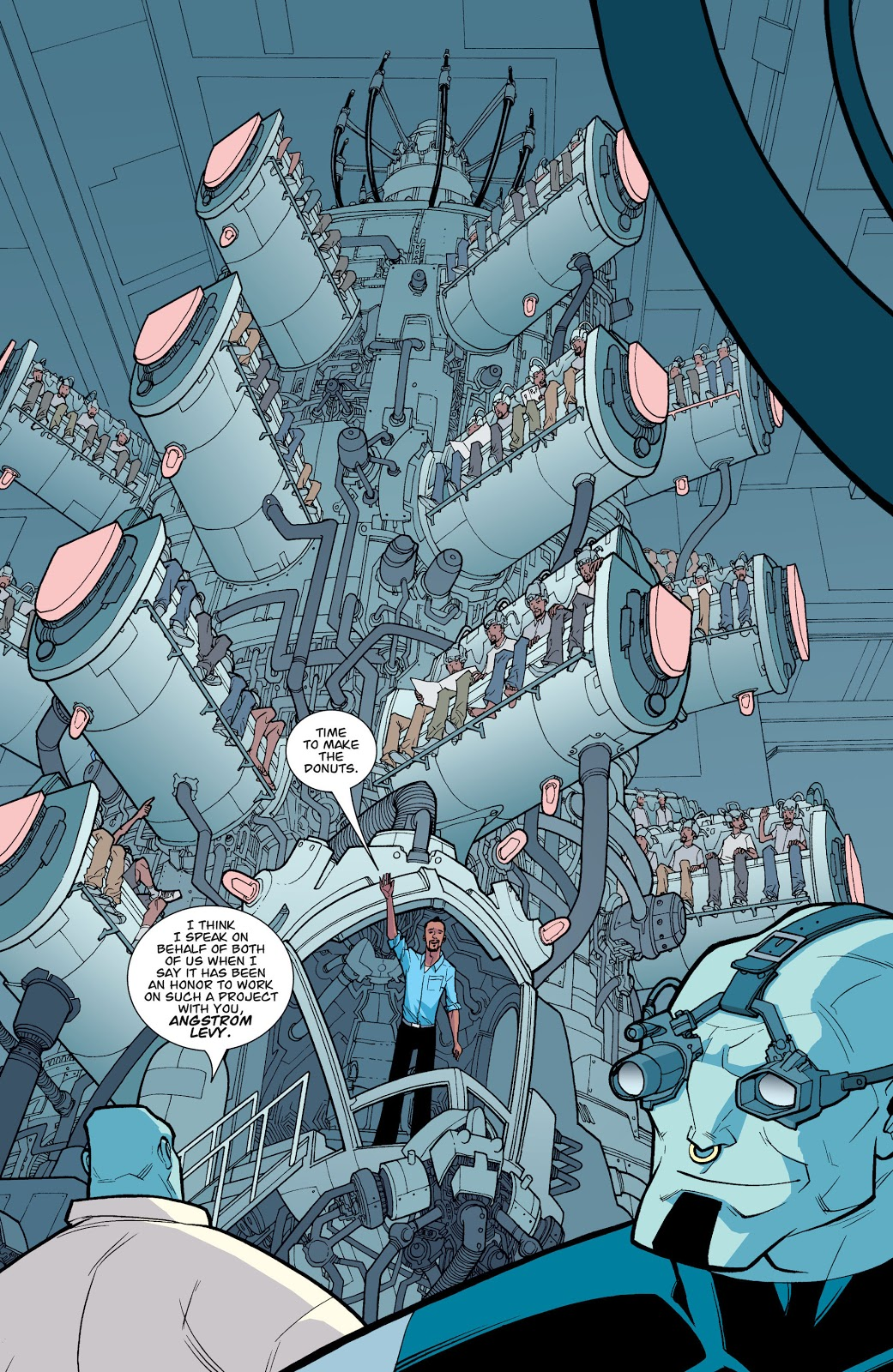 Angstrom Levy (Invincible #24)