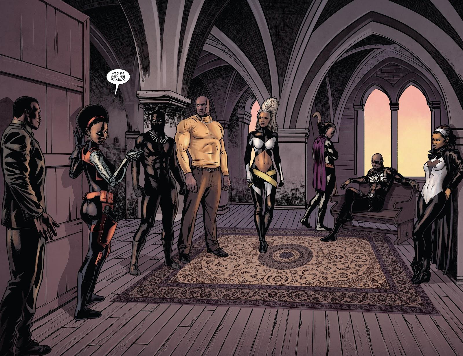Black Super Heroes (Marvel)