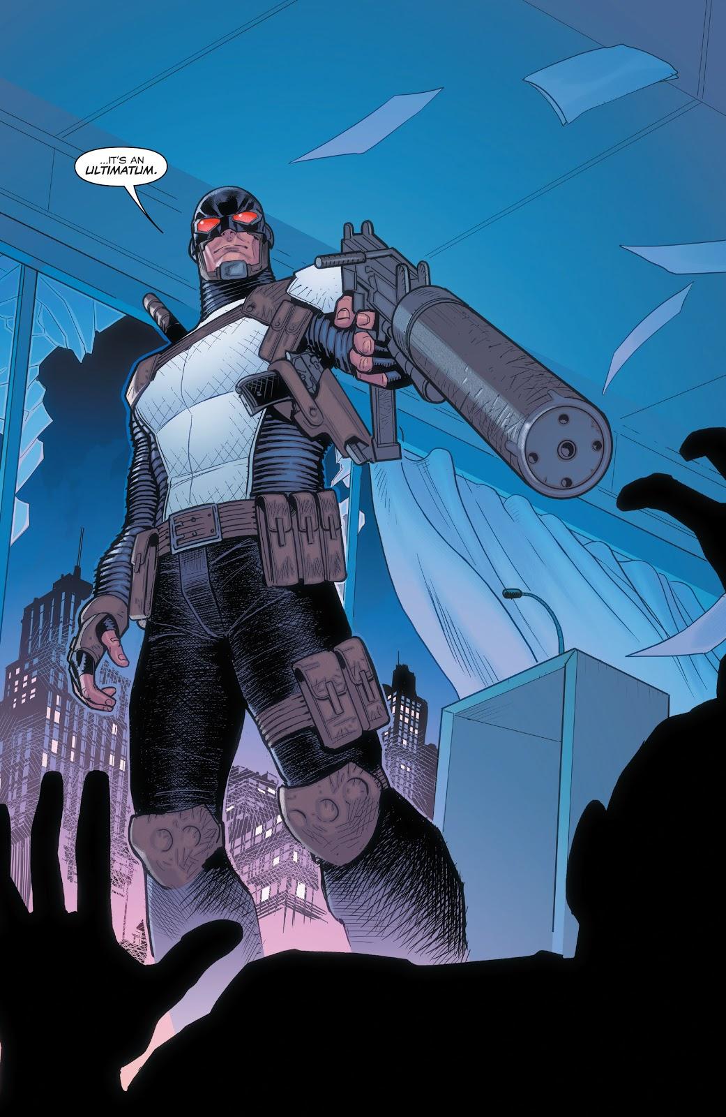 Flag-Smasher (Captain America: Sam Wilson #14)