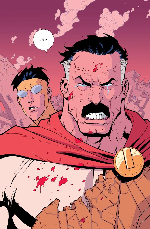 Invincible And Omni-Man (Invincible #28)