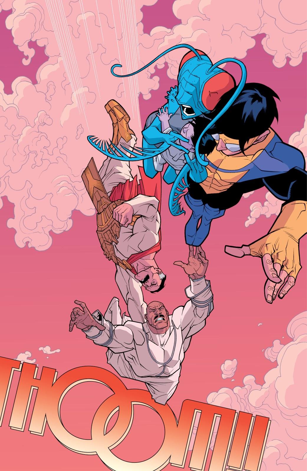 Omni-Man (Invincible #28)
