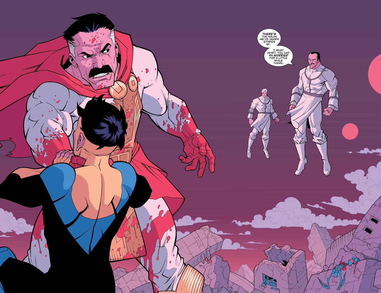Omni-Man (Invincible #29)