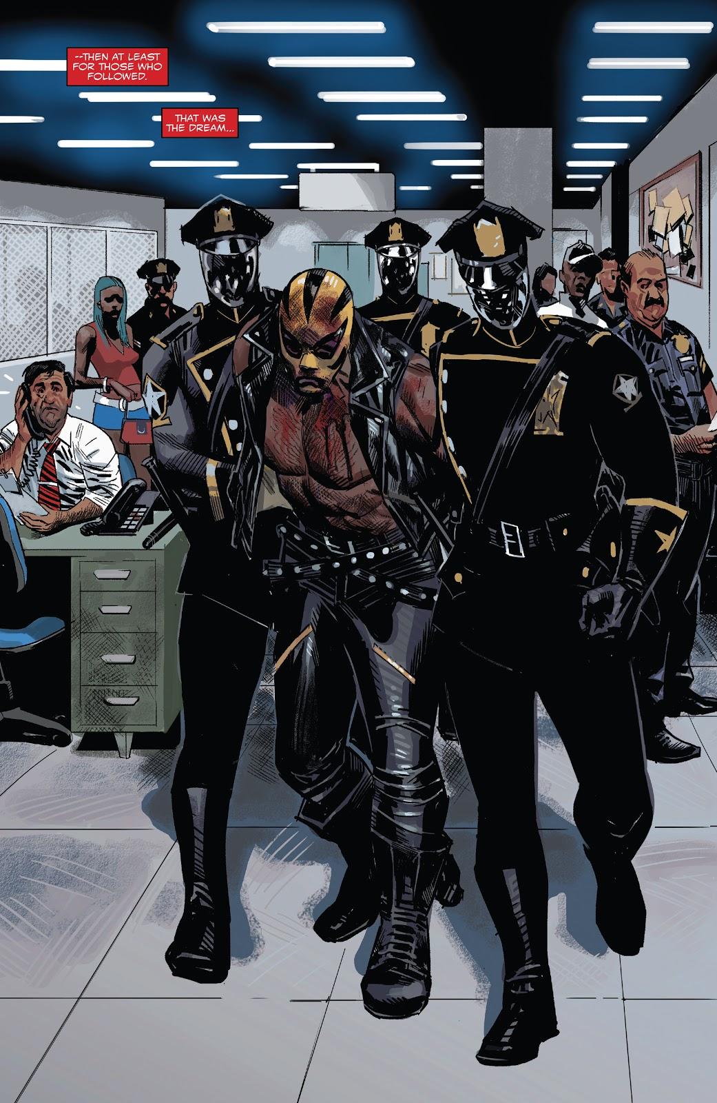 Rage (Captain America Sam Wilson #18)