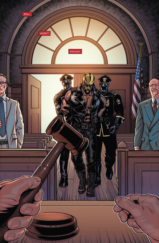 Rage (Captain America: Sam Wilson #19)