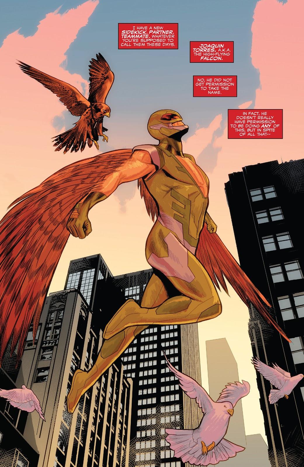 The Falcon (Captain America: Sam Wilson #17)