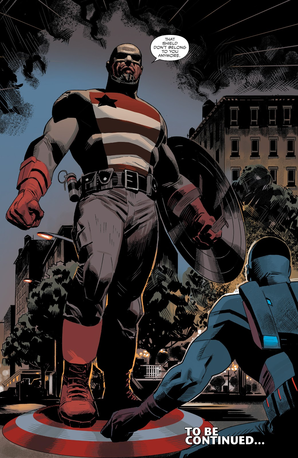 U.S. Agent (Captain America Sam Wilson #11) 1