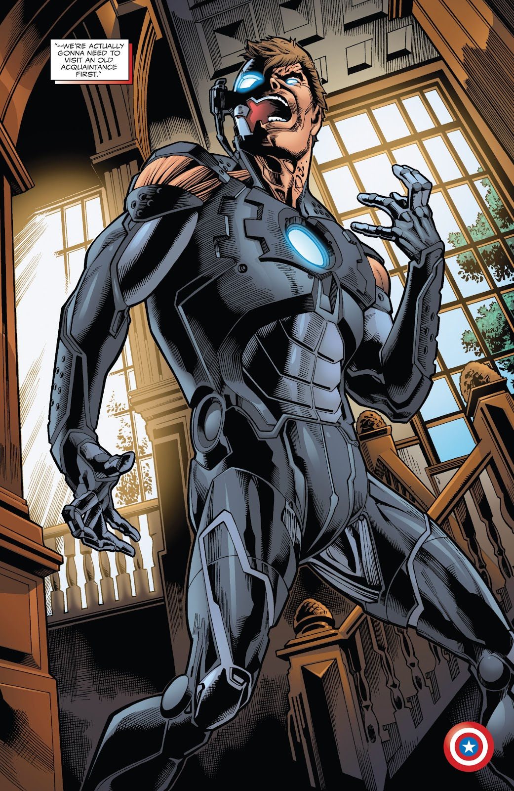 Ultron (Captain America: Sam Wilson #23)