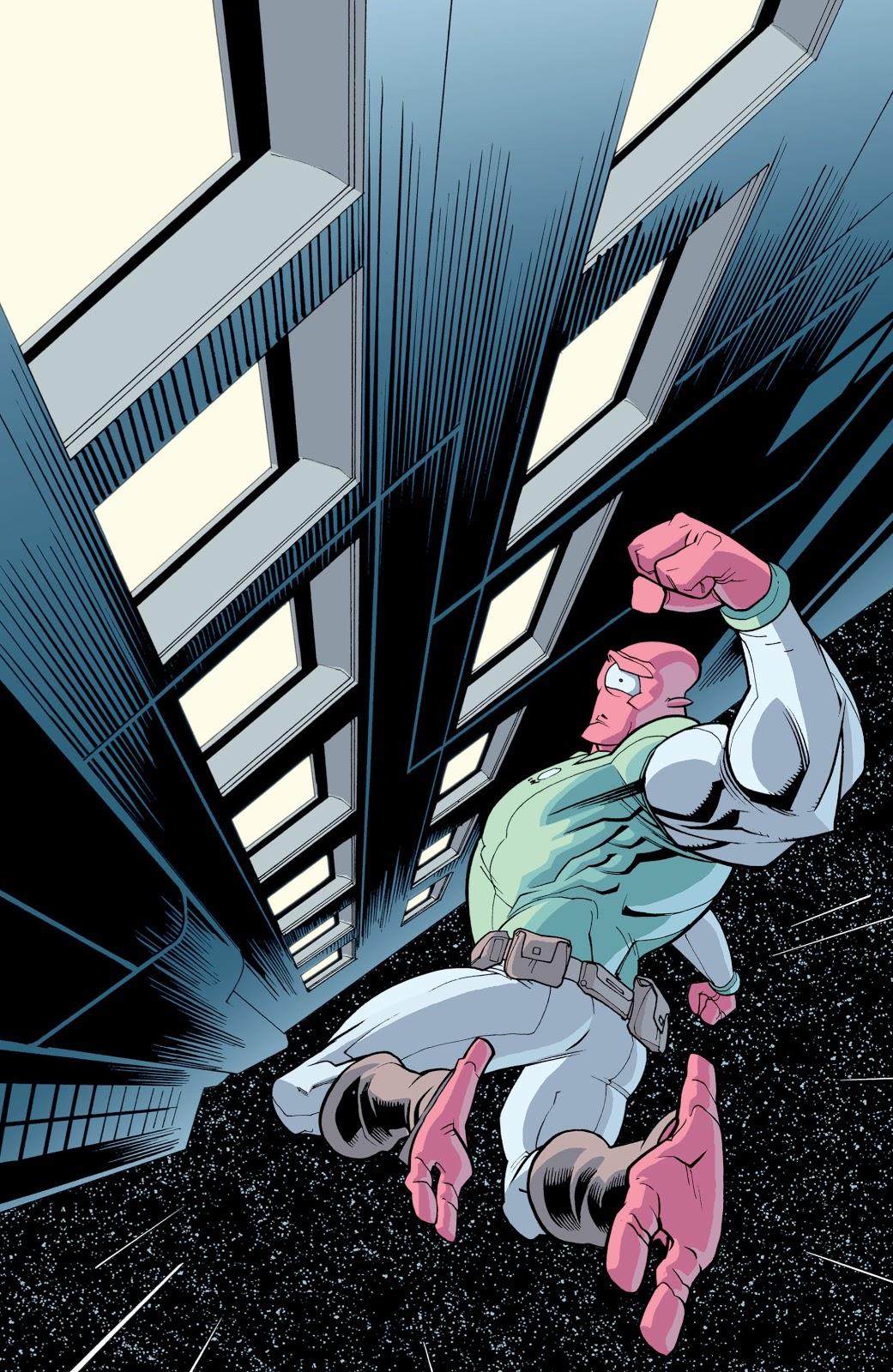 Allen The Alien (Invincible #45)