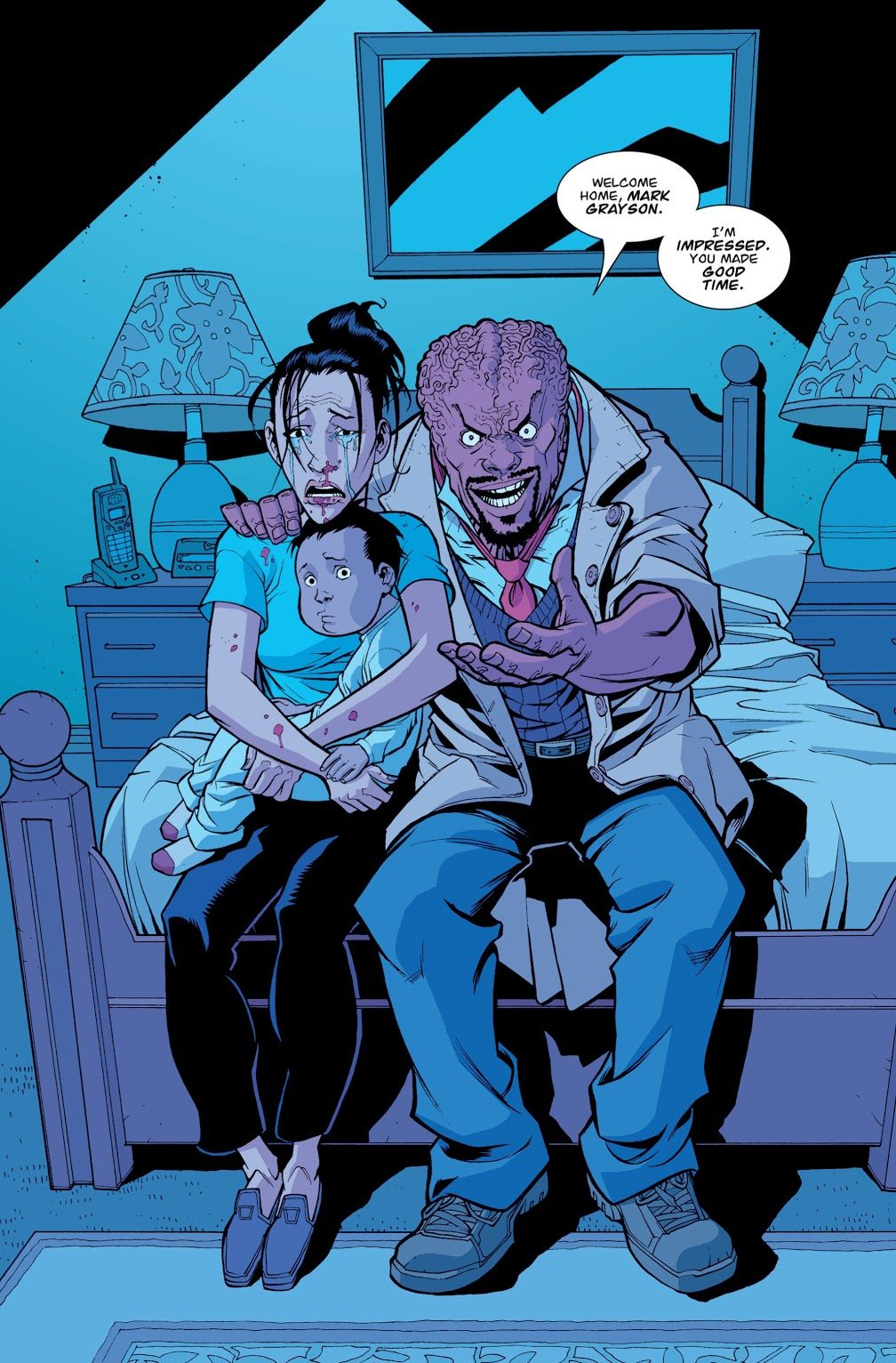 Angstrom Levy (Invincible #32)