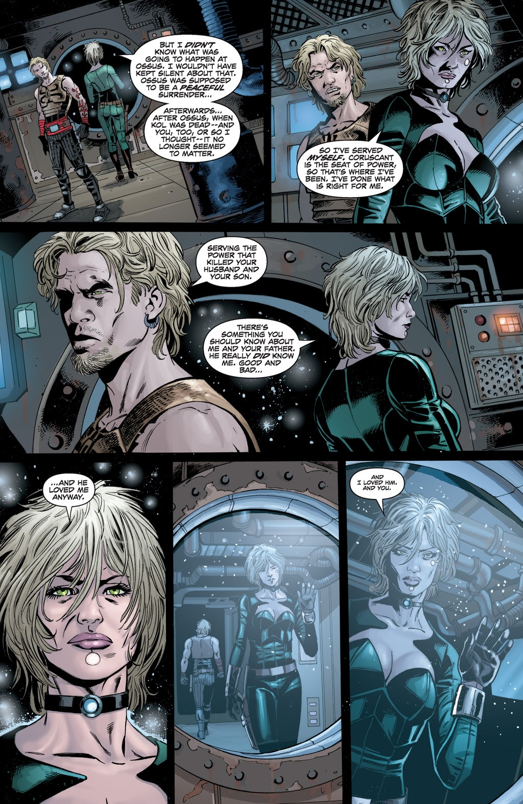 Cade Skywalker's Reunion With His Mother