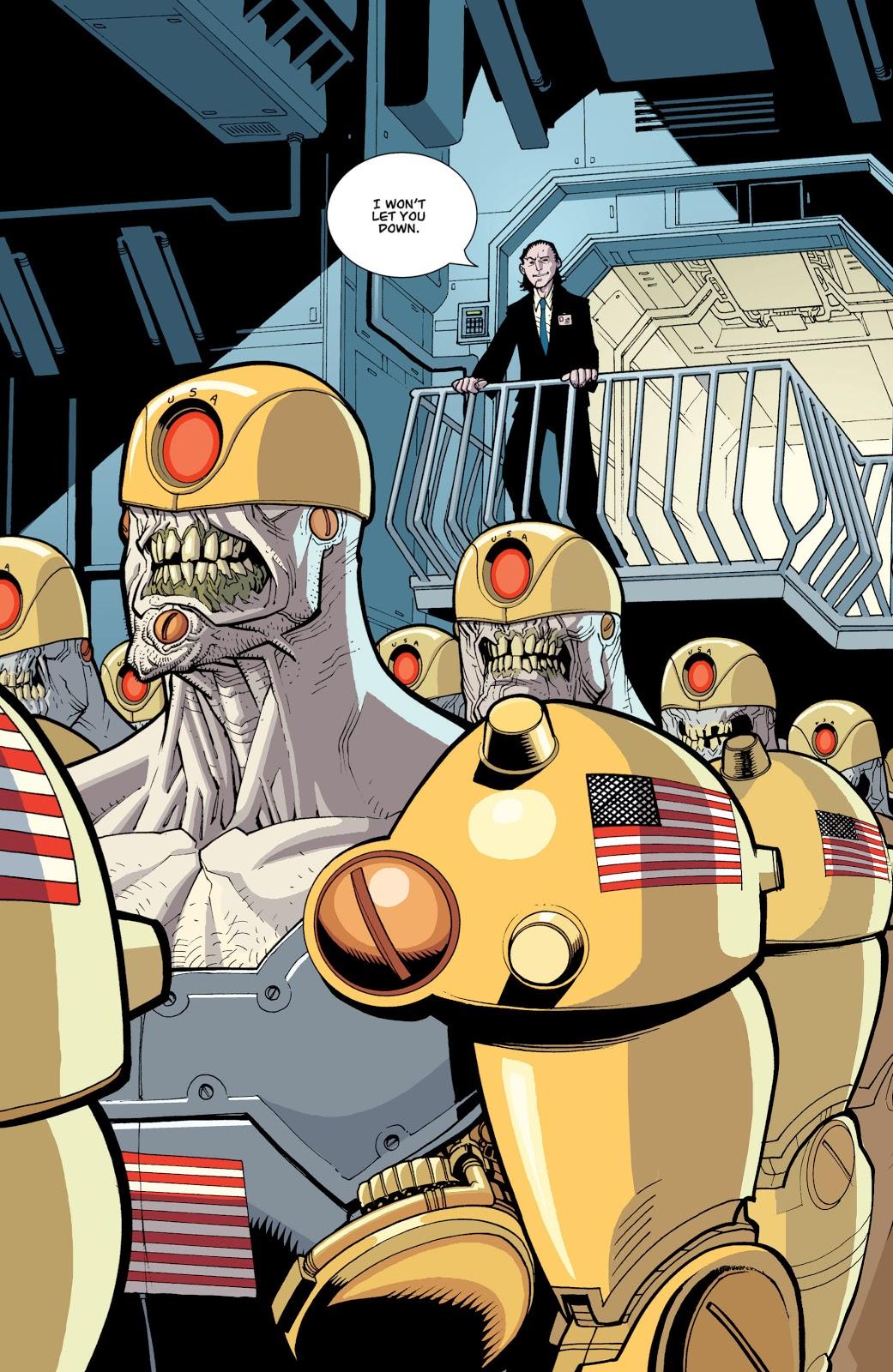 D.A. Sinclair (Invincible #47)