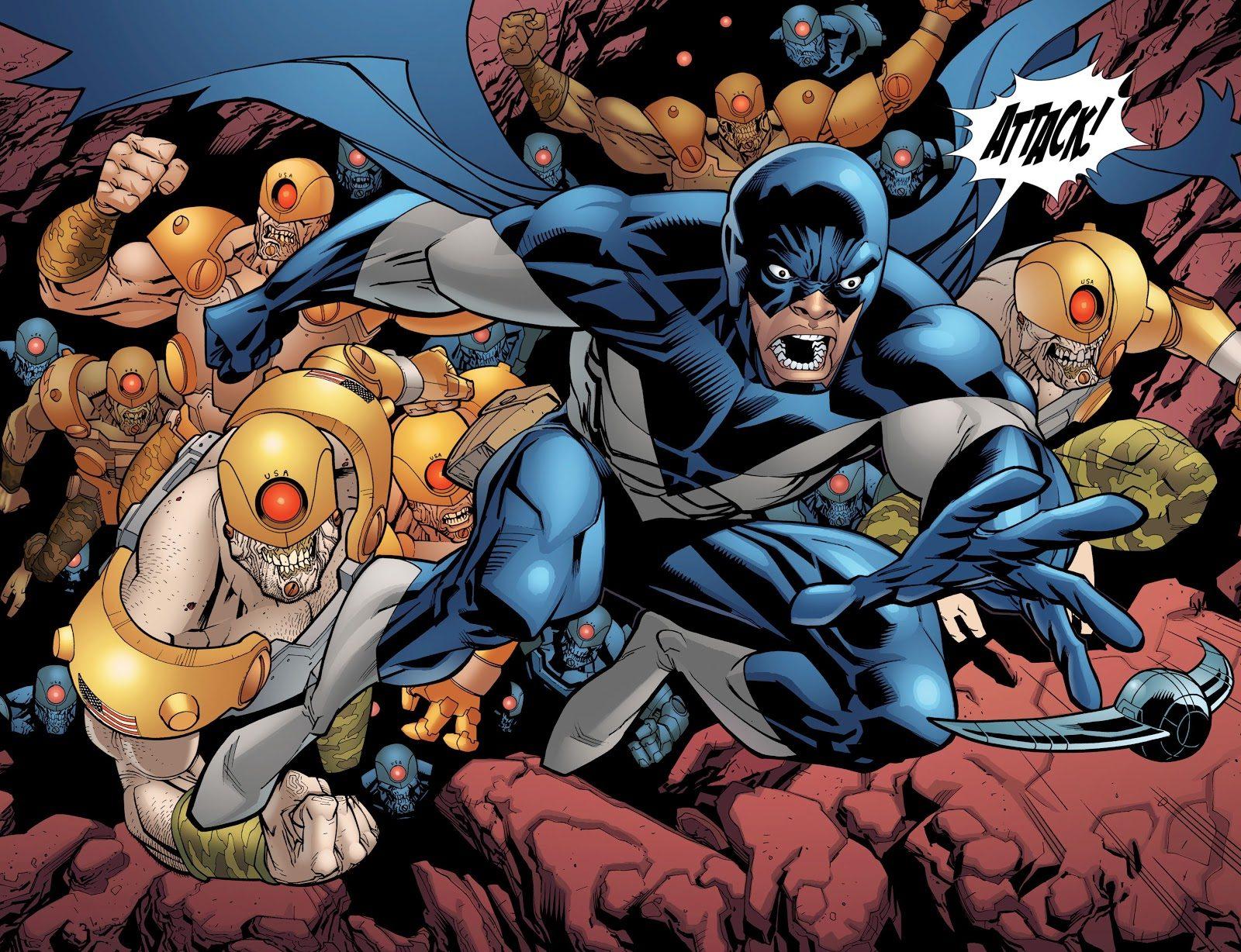 Darkwing (Invincible #49)