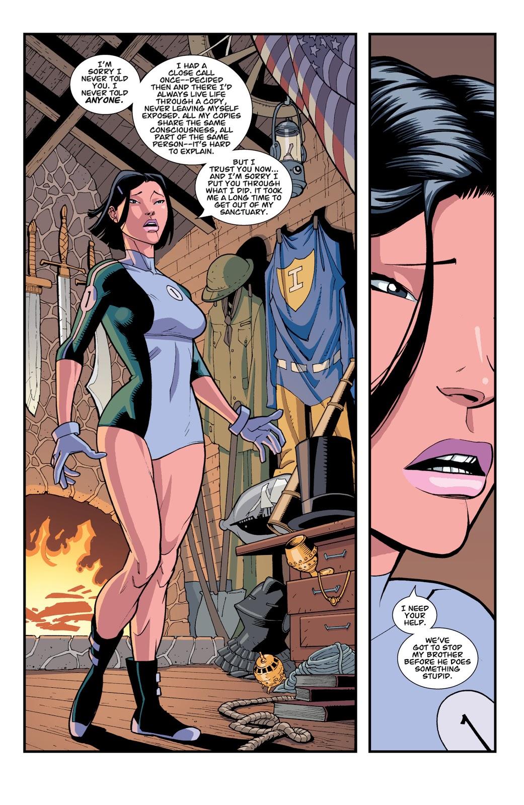 Dupli-Kate (Invincible #46)