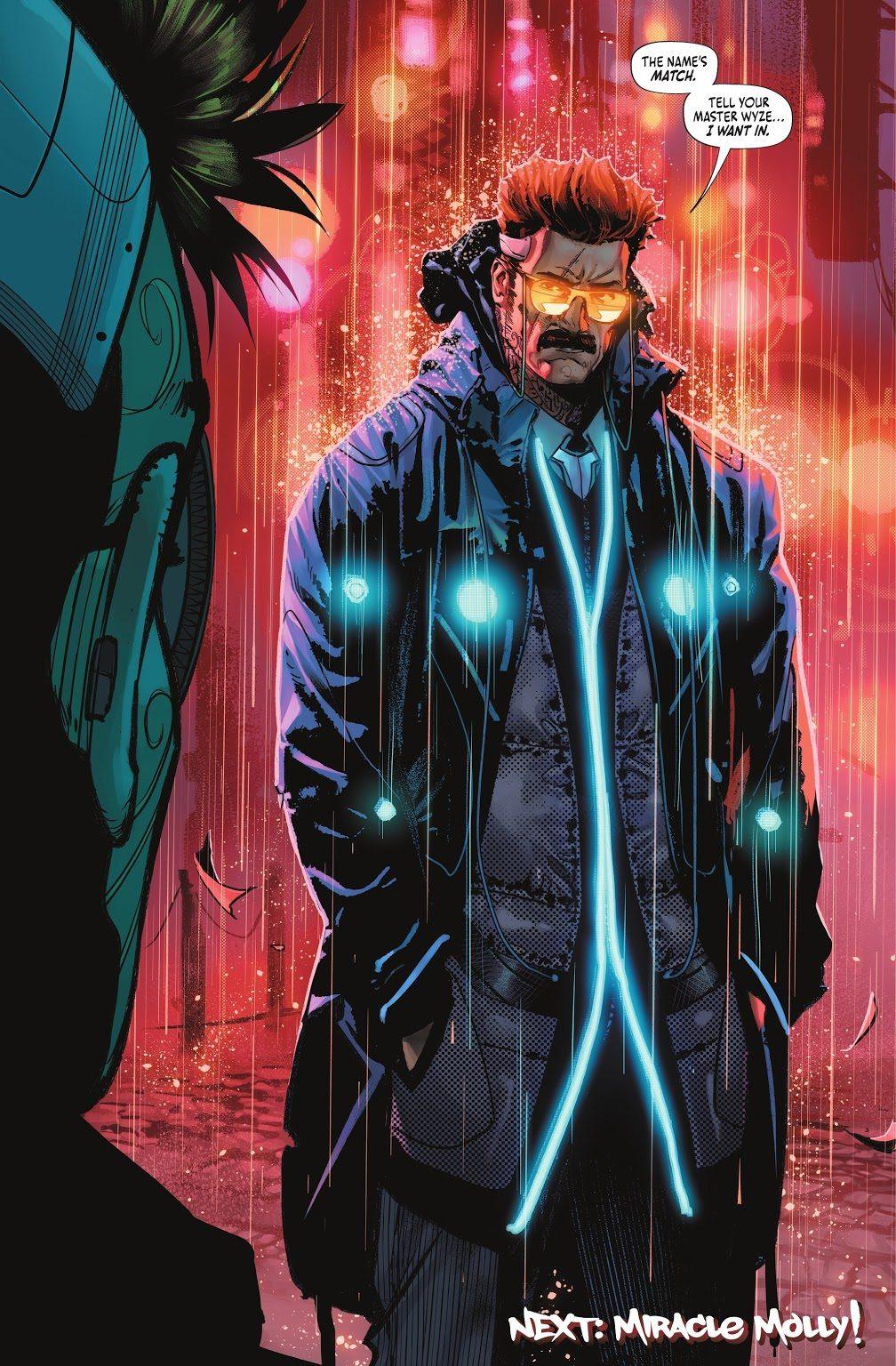 Matches Malone (Batman Vol. 3 #107)