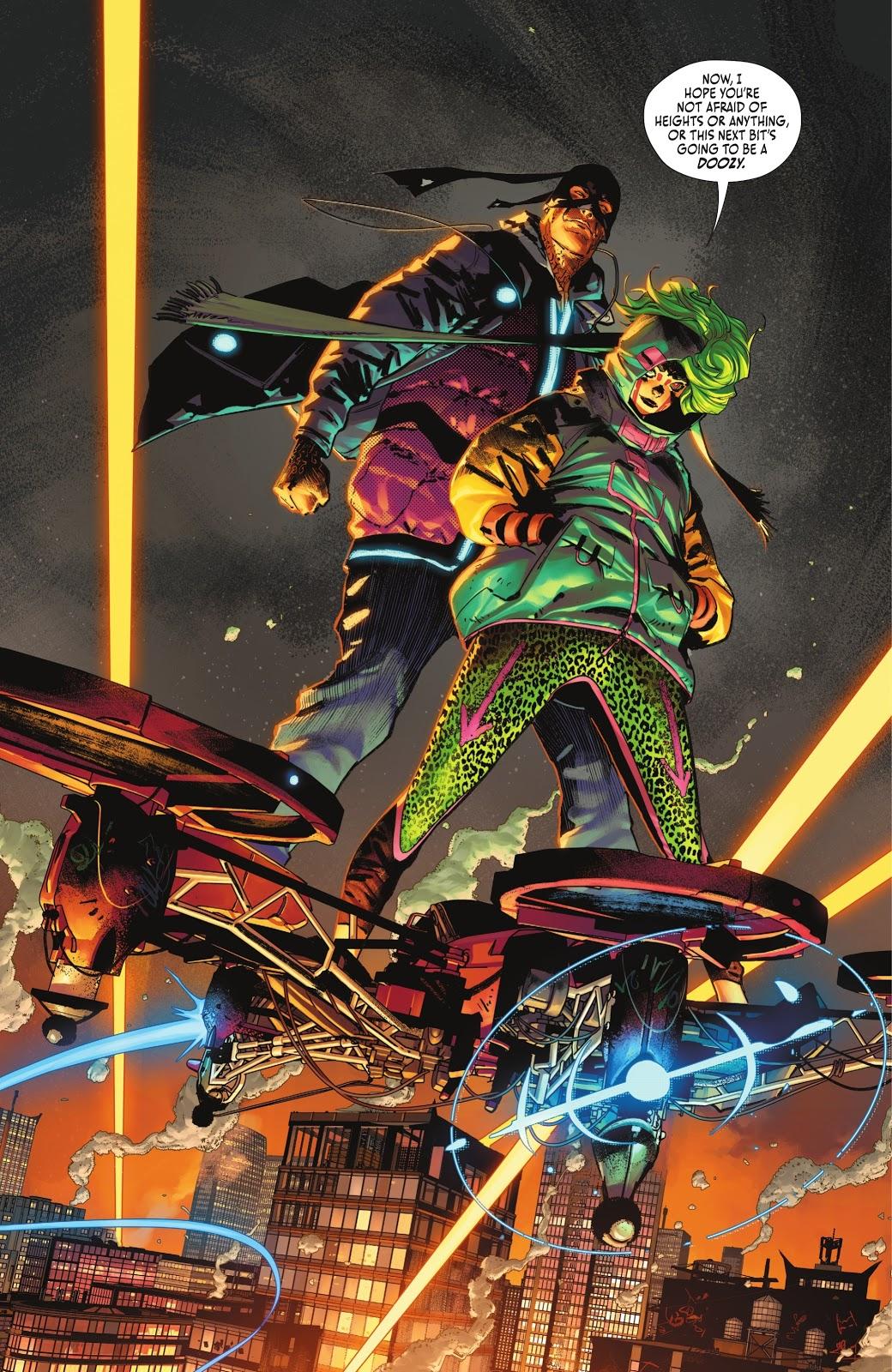 Miracle Molly (Batman Vol. 3 #108)