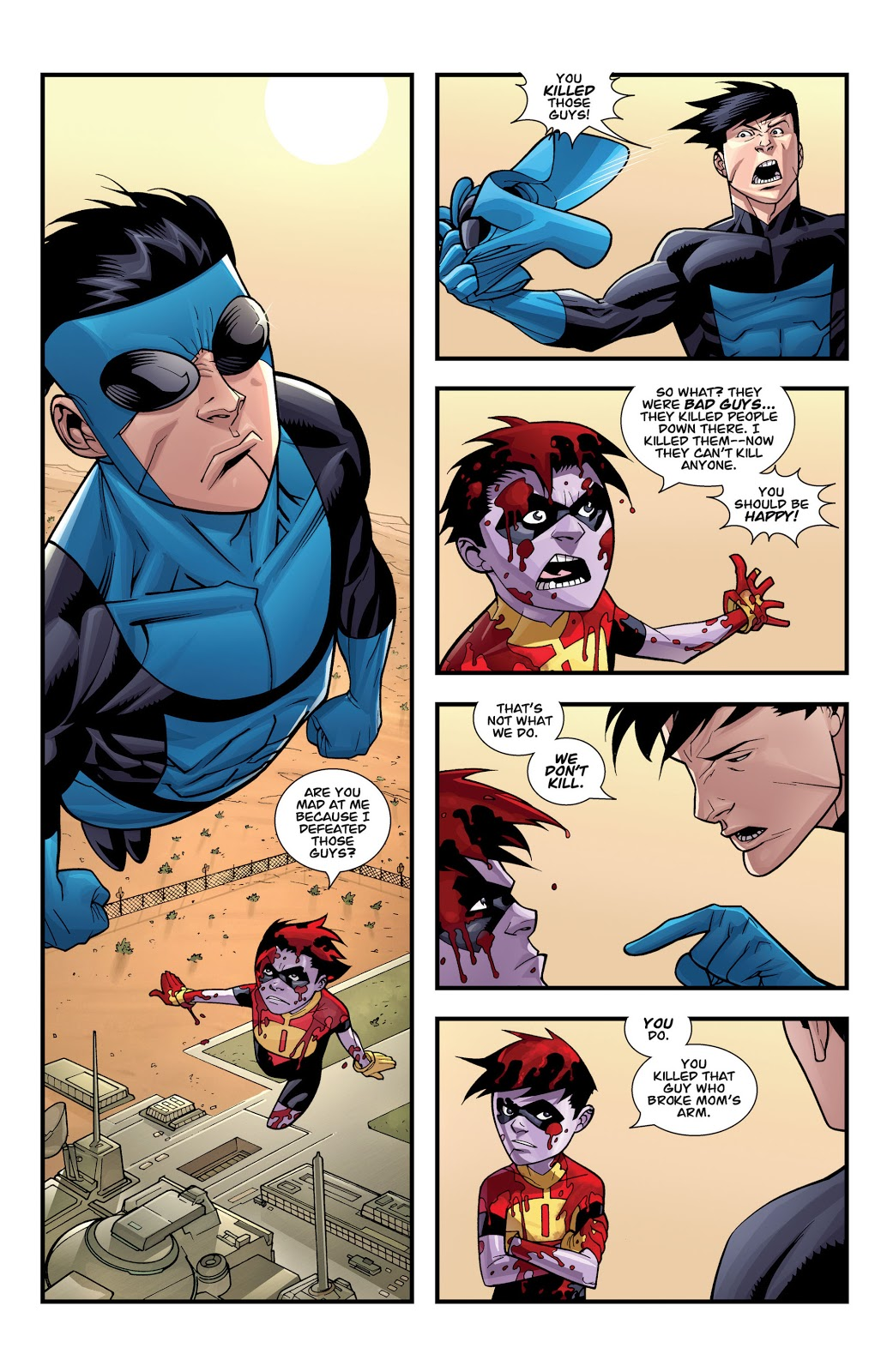 Oliver Grayson Kills The Mauler Twins