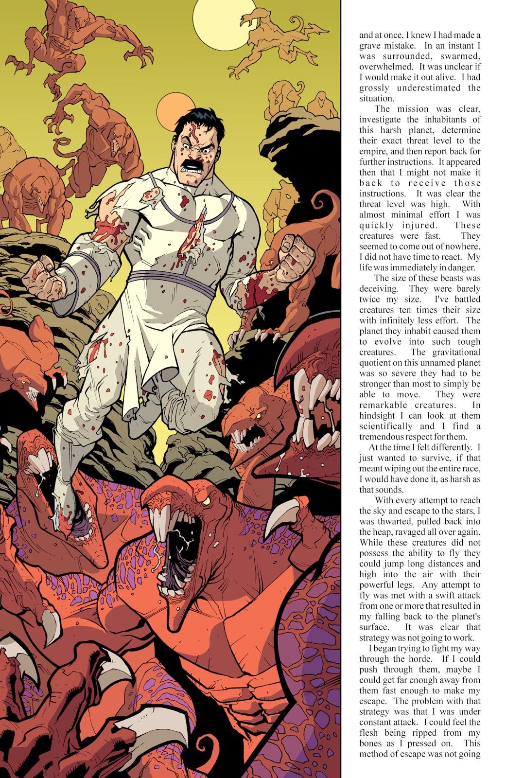 Omni-Man (Invincible #35)