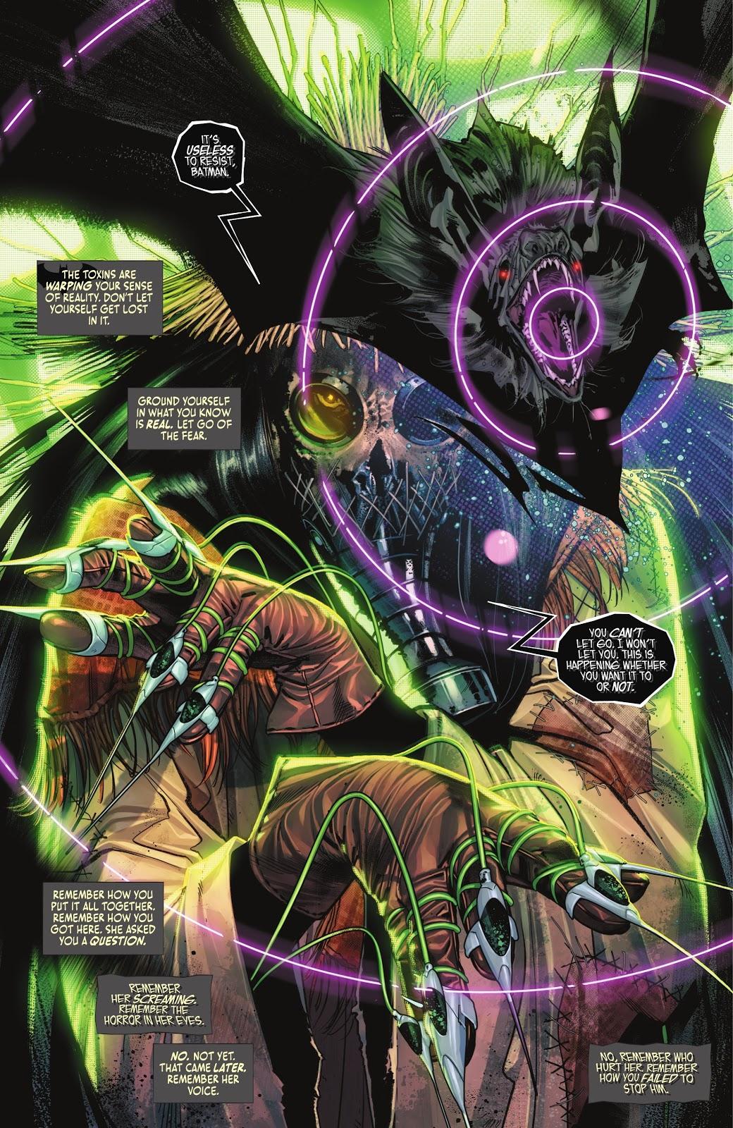 The Scarecrow (Batman Vol. 3 #108)