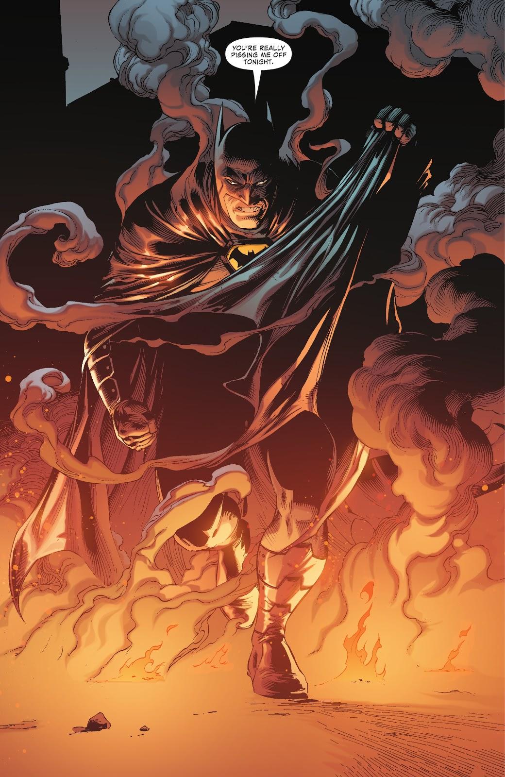 Batman (Earth 1 Vol. 3)