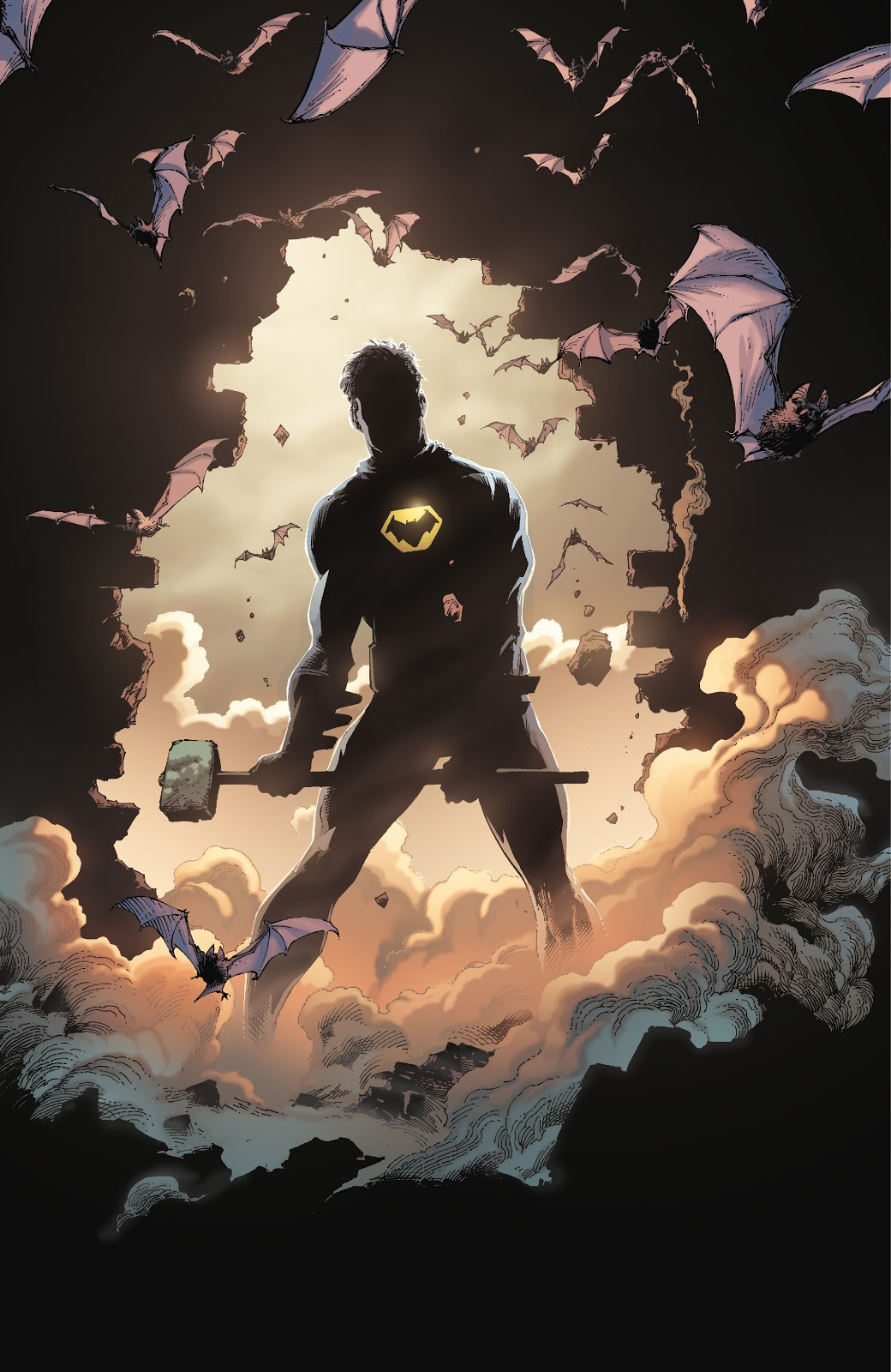 Bruce Wayne (Earth 1)