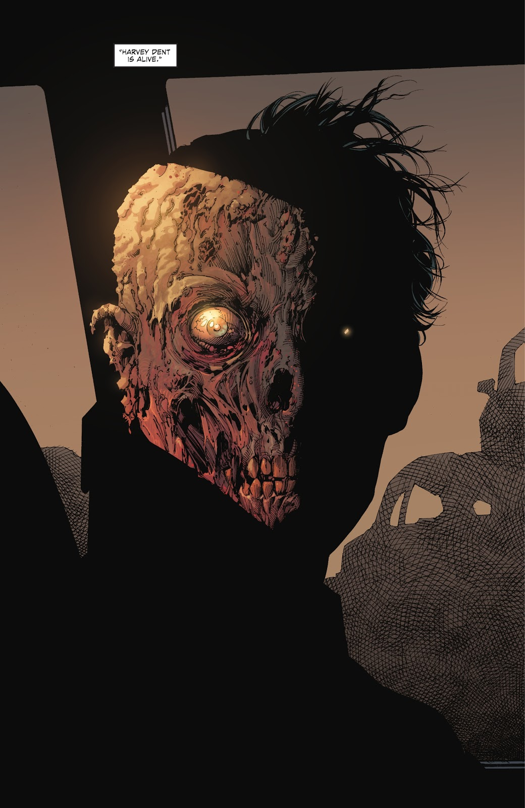 Two Face (Earth One)